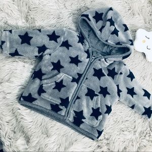 👑NEXT UK mini stars jacket kids / winter
